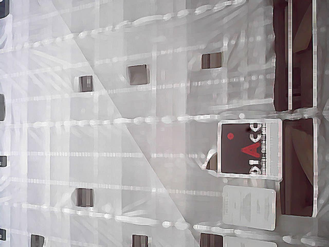 Echafaudage ravalement de façade - CC by Alainlele